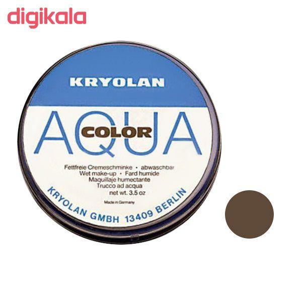 خط چشم و ابرو کریولان مدل AQUA شماره 000 main 1 1