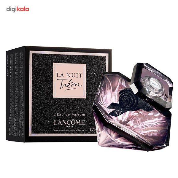 ادو پرفیوم زنانه لانکوم مدل La Nuit Tresor حجم 75 میلی لیتر