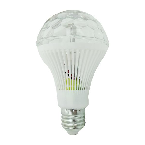 لامپ رقص نور 5 وات نور سام پایه E27 کد 01