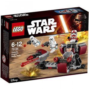 لگو سری Star Wars مدل Galactic Empire Battle Pack 75134