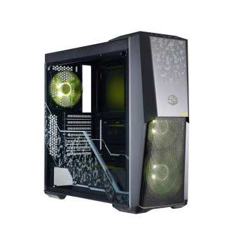 کیس کامپیوتر کولر مستر مدل MasterBox MB500 TUF GAMING EDITION