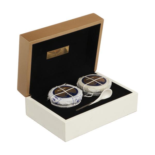 خاویار بلوگا امپریال میراث خاویار کاسپین ایرانیان - 100 گرم به همراه قاشق و جعبه