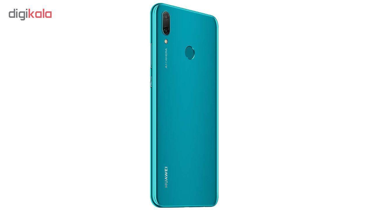 گوشی موبایل هوآوی مدل Y9 2019 JKM-LX1 دو سیم کارت ظرفیت 64 گیگابایت و رم 4 گیگابایت بههمراه شارژر همراه تسکو مدل TP 842N ظرفیت 10000 میلیآمپرساعت main 1 6