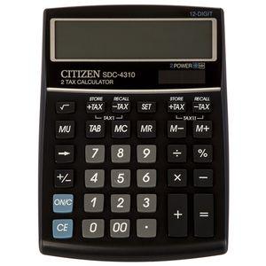 ماشین حساب سیتیزن مدل SDC-4310