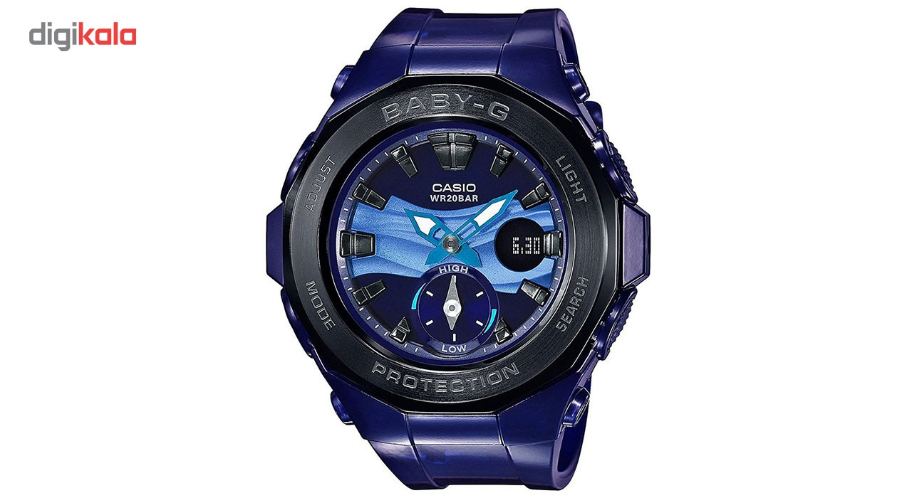 ساعت مچی  کاسیو مدل BGA-220B-2ADR              اصل