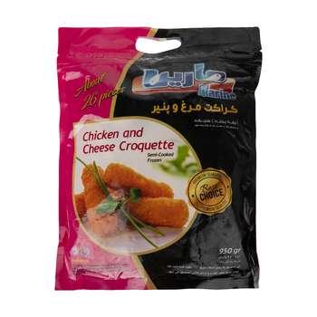 کراکت مرغ و پنیر مارین - 950 گرم