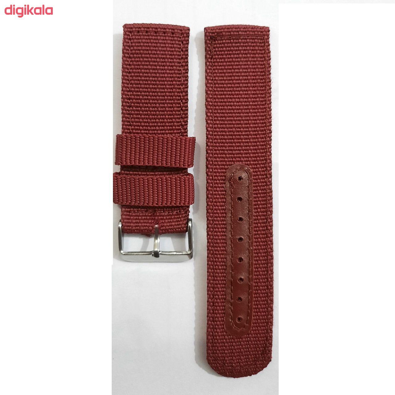 بند مدل vivo 22 مناسب برای ساعت هوشمند سامسونگ Gear S4 SM-R810 46mm main 1 6