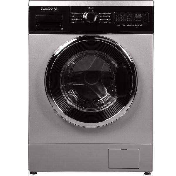 ماشین لباسشویی دوو مدل DWK-8514 ظرفیت 8 کیلوگرم | Daewoo DWK-8514 Washing Machine 8 Kg