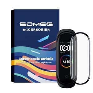 محافظ صفحه نمایش سومگ مدل SMG-G5 مناسب برای مچ بند هوشمند شیائومی Mi Band 5