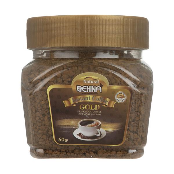پودر قهوه فوری گلد بهینا - 60 گرم