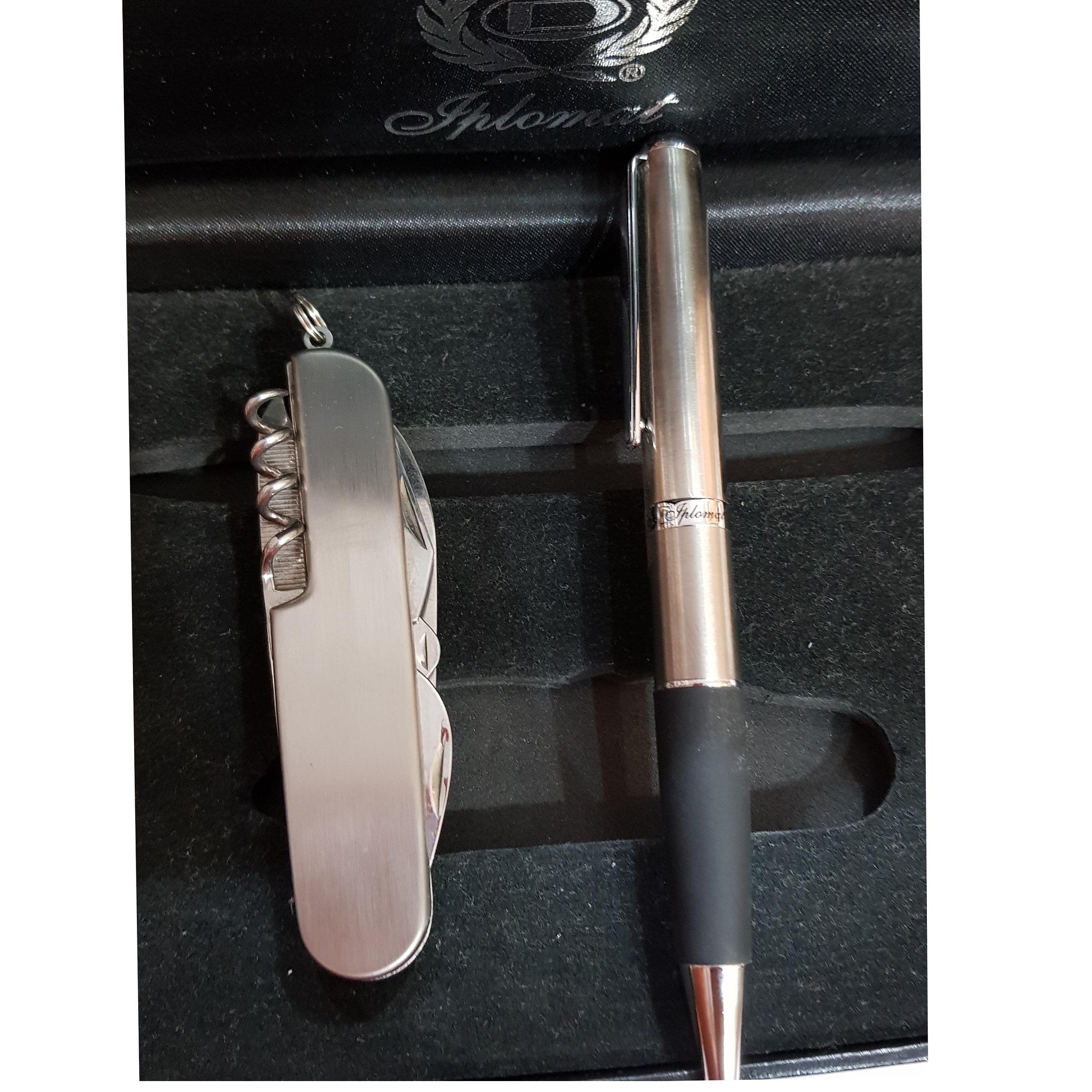 قیمت خرید خودکار ایپلمات مدل پاترول کد 205 به همراه چاقو اورجینال