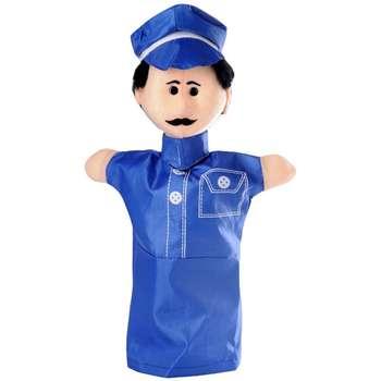 عروسک نمایشی شادی رویان مدل پلیس