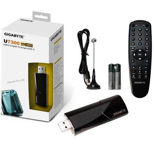 گیرنده دیجیتال USB گیگابایت مدل یو 7300
