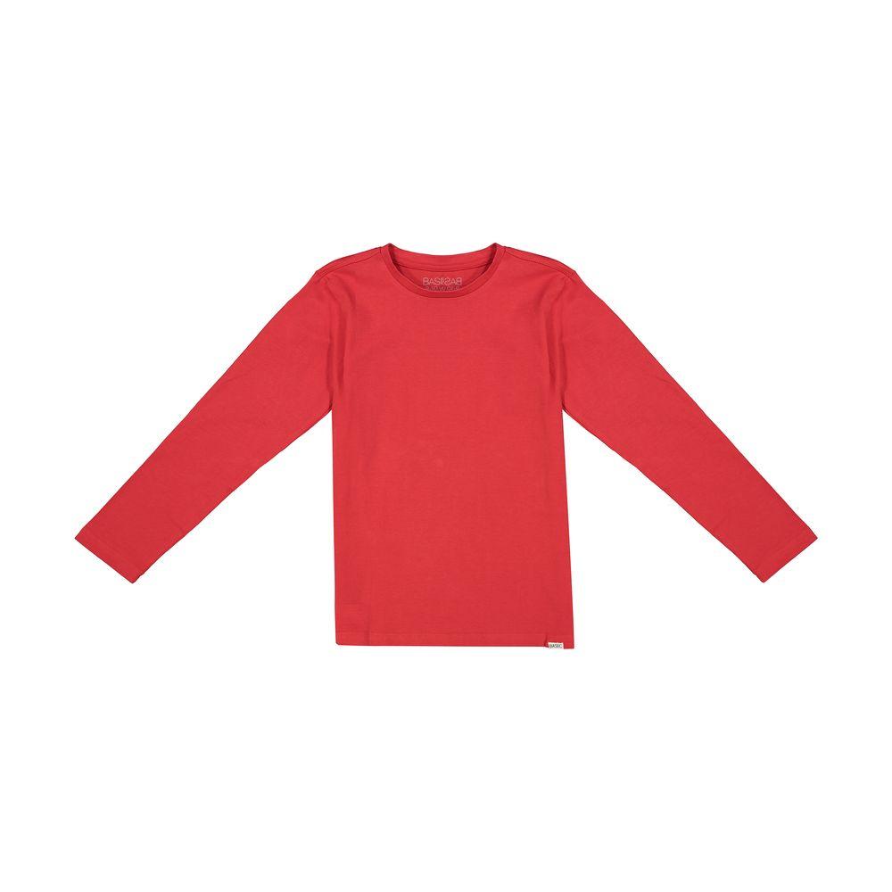 تصویر تی شرت پسرانه او وی اس مدل 007906369-RED