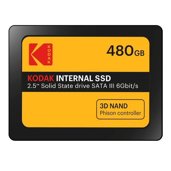 اس اس دی اینترنال کداک مدل X150 ظرفیت 480 گیگابایت
