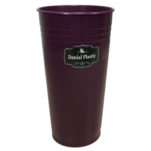 گلدان دانیال پلاستیک مدل 270