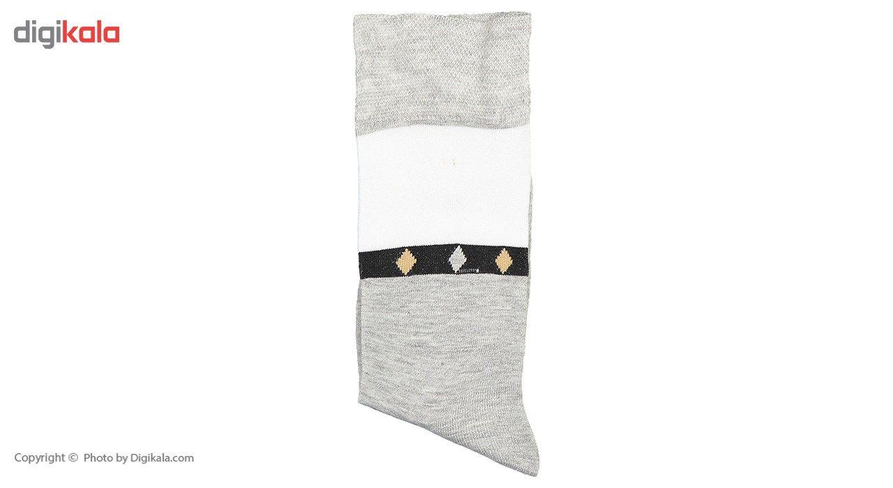 جوراب مردانه دارکوب مدل 301019-1 -  - 2