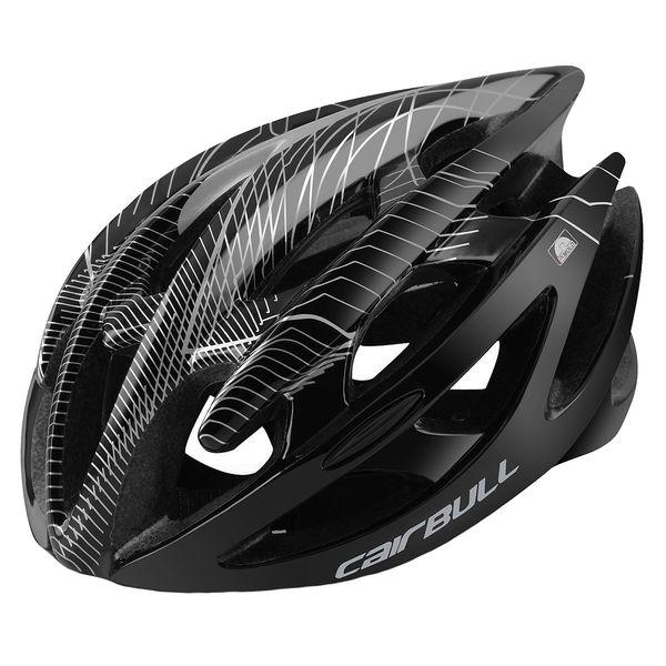 کلاه ایمنی دوچرخه مدل cairbull کد CB 01