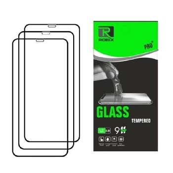 محافظ صفحه نمایش روبیکس مدل FLip1مناسب برای گوشی موبایل اپل iPhone 11 بسته سه عددی