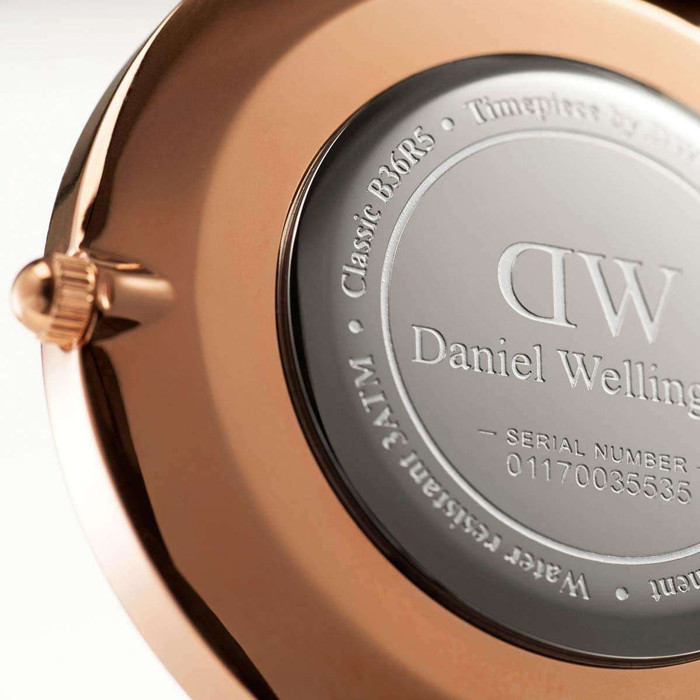 ساعت مچی  مردانه دنیل ولینگتون کد 002