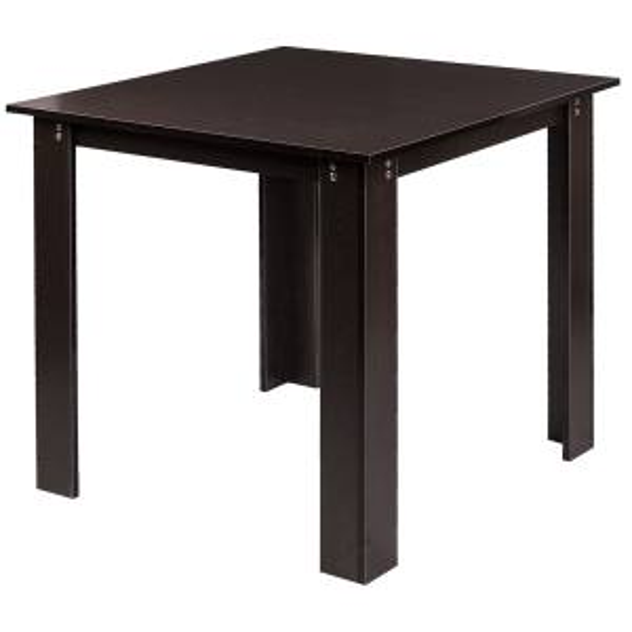 میز ناهار خوری صنایع چوب قائم کد K200 سایز 80 × 80