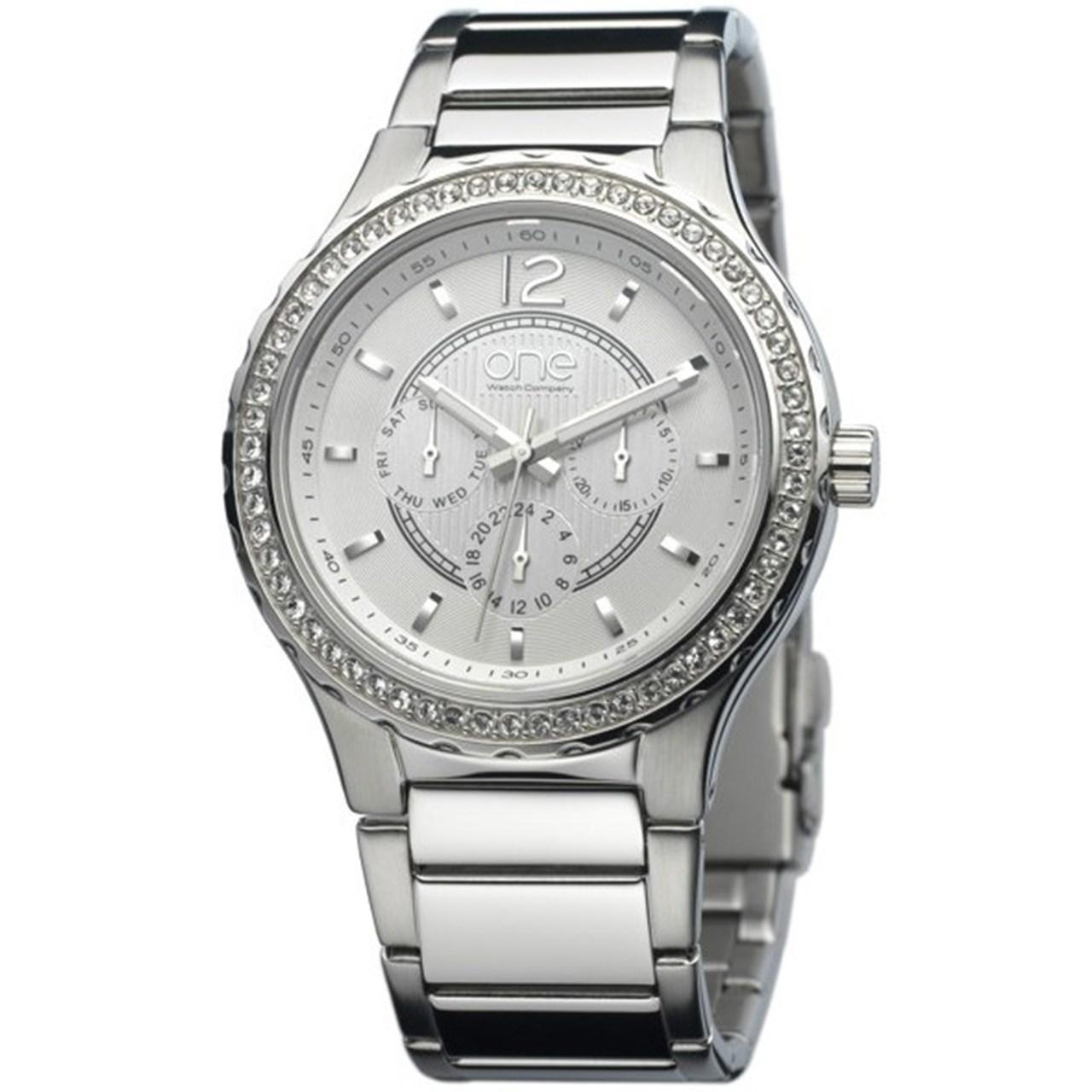 ساعت مچی عقربه ای زنانه وان واچ مدل OL4594MM31E