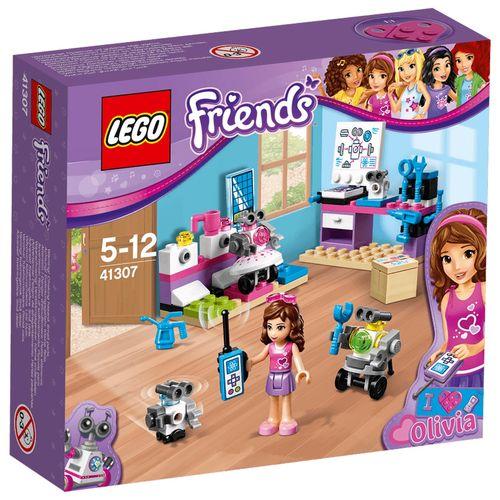 لگو سری Friends مدل Olivias Creative Lab 41307