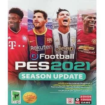 بازی PES 2021 مخصوص PC