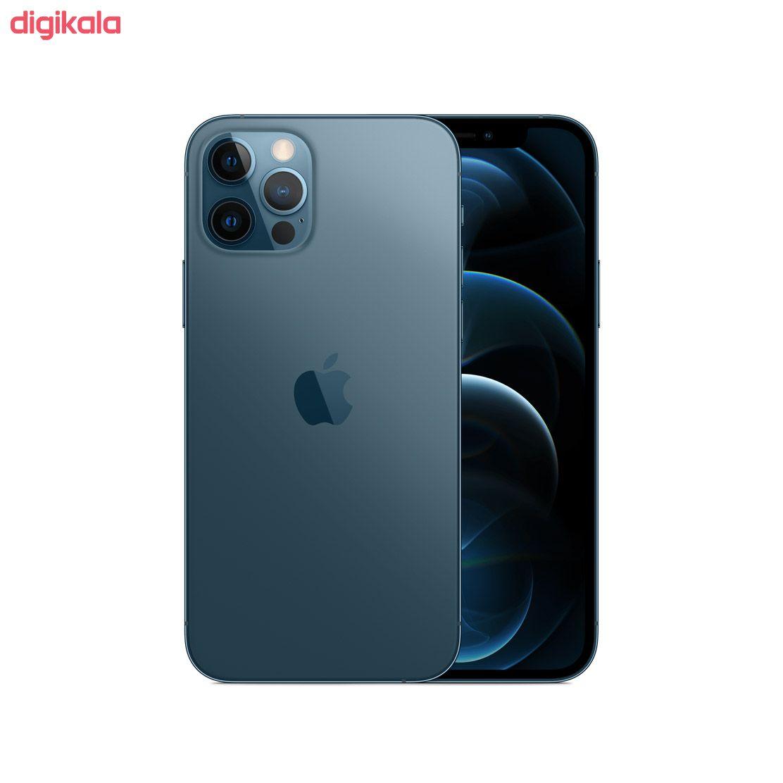 گوشی موبایل اپل مدل iPhone 12 Pro A2408 دو سیم کارت ظرفیت 256 گیگابایت main 1 10