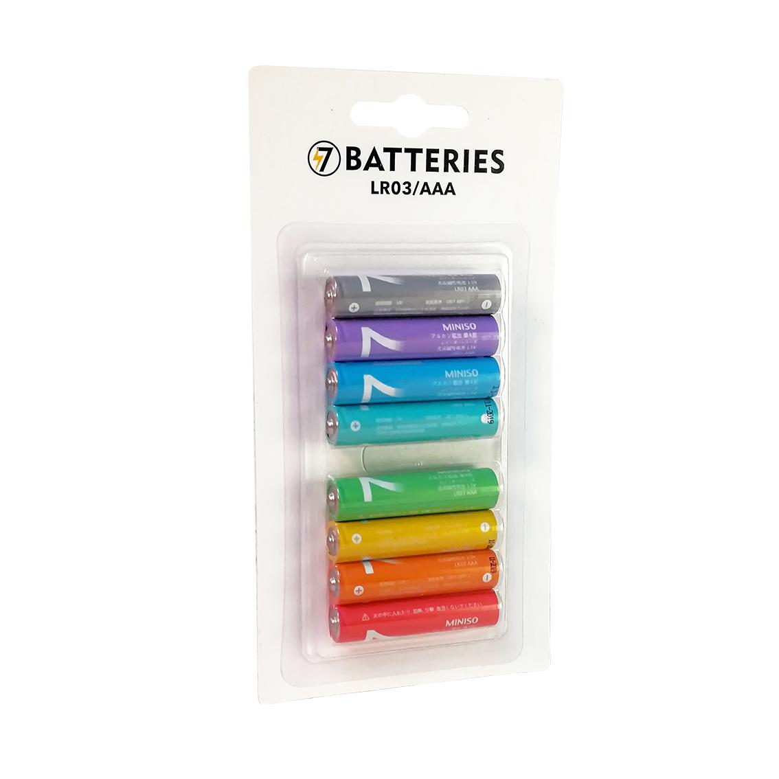 بررسی و {خرید با تخفیف} باتری نیم قلمی مدل LR03 بسته 8 عددی اصل