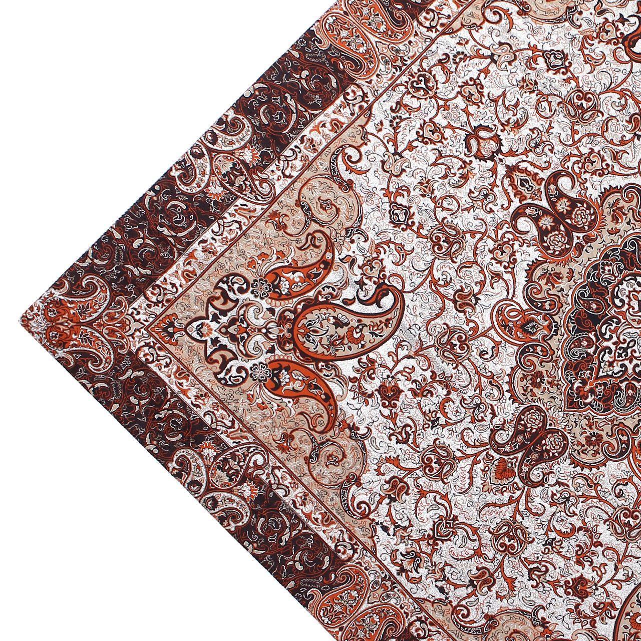 Atlas cashmere tablecloth, code krm-1007