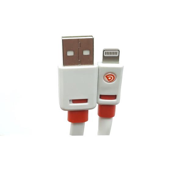 کابل تبدیل USB به لایتنینگ  گرینفین مدل M2 طول 2 متر
