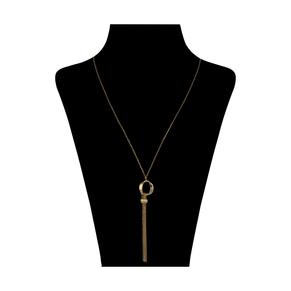 گردنبند طلا 18 عیار زنانه سیودو مدل 145884