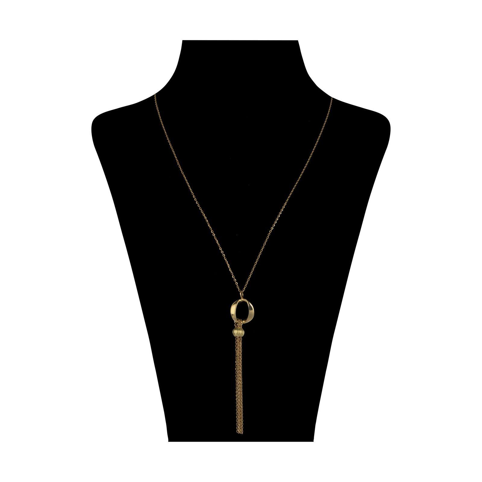 گردنبند طلا 18 عیار زنانه سیودو مدل 145884 -  - 2