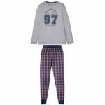ست تی شرت و شلوار مردانه لیورجی مدل st97