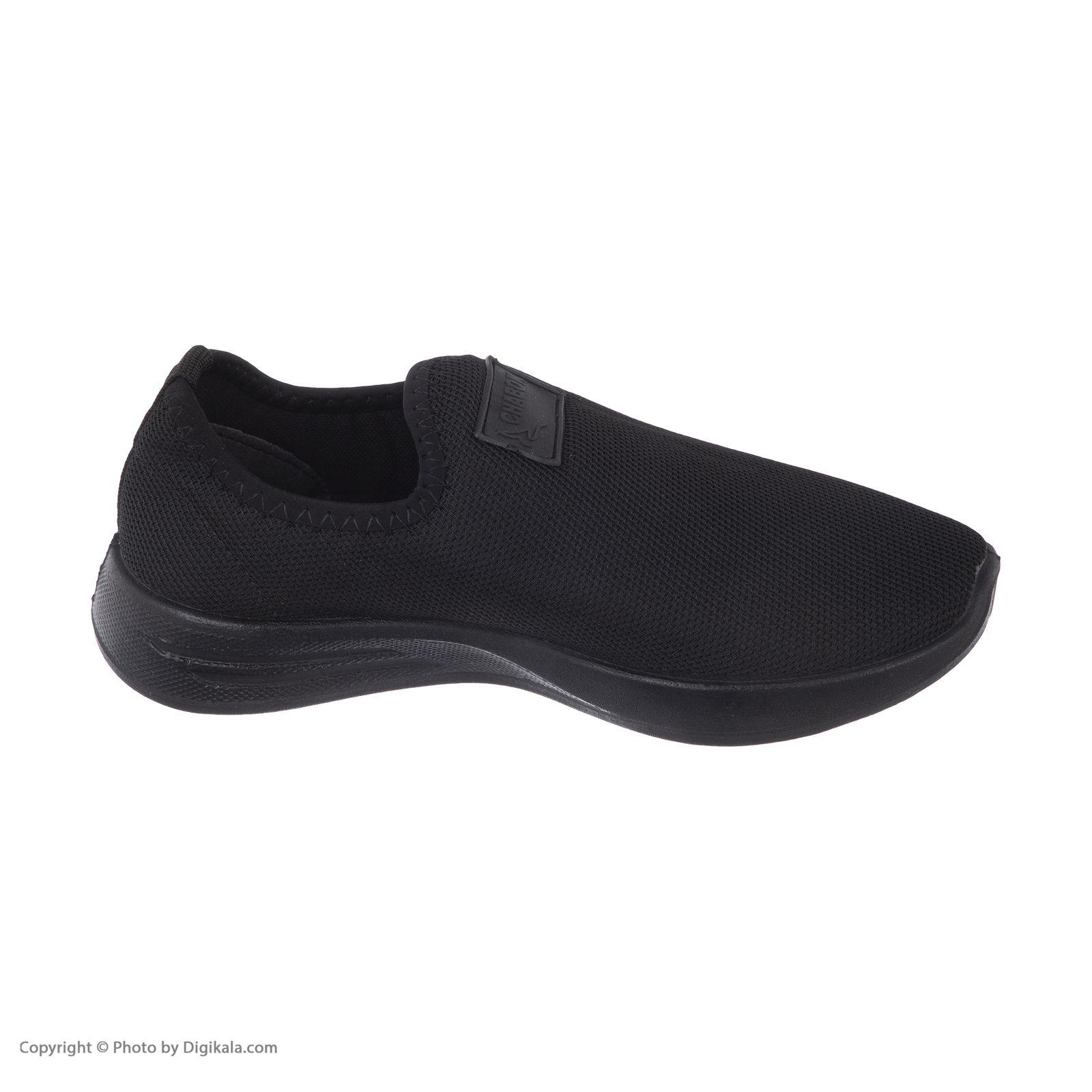 کفش راحتی چابک مدل رامش رنگ مشکی -  - 5