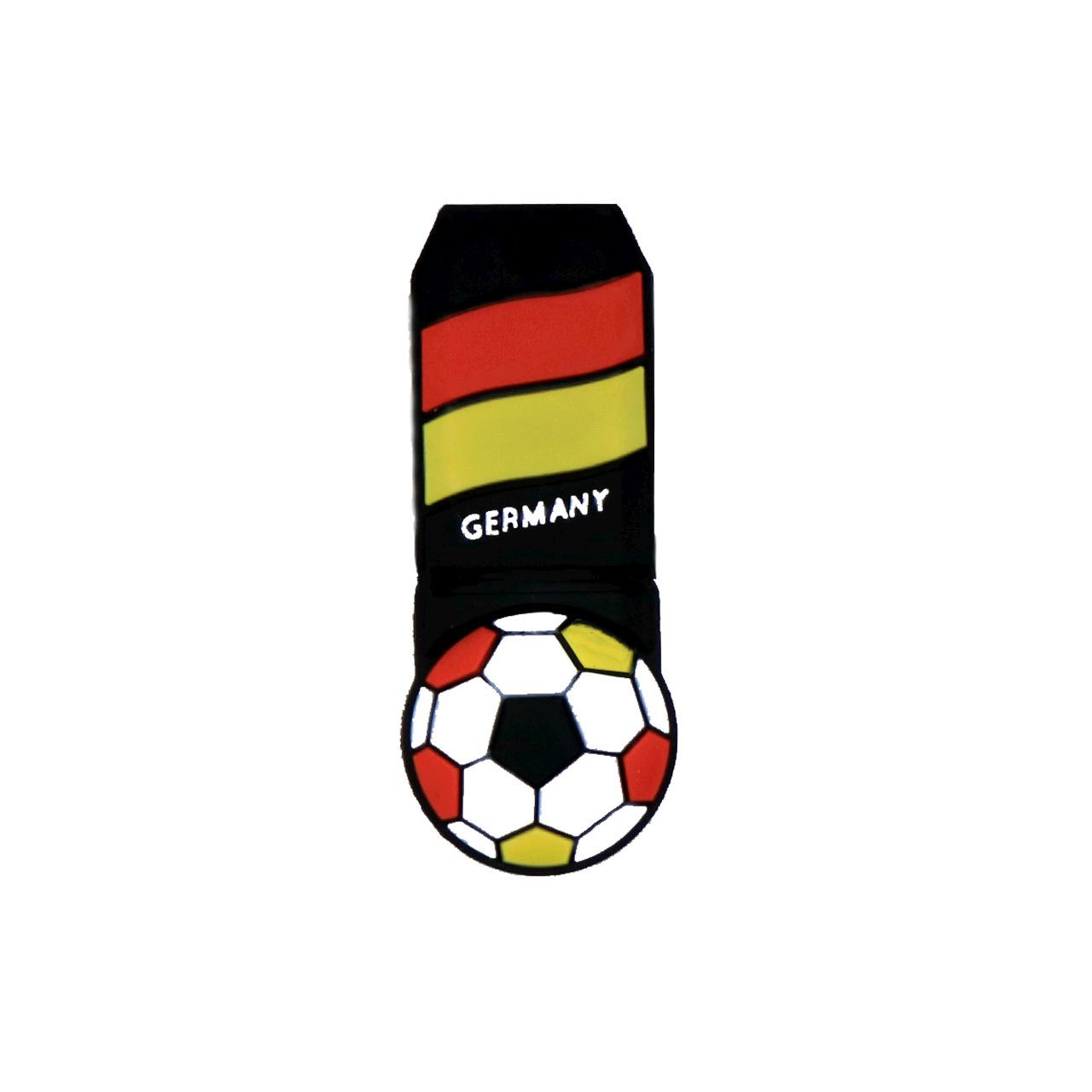 بررسی و {خرید با تخفیف} فلش مموری طرح پرچم آلمان مدل DPL1128-4-U3 ظرفیت 64 گیگابایت اصل