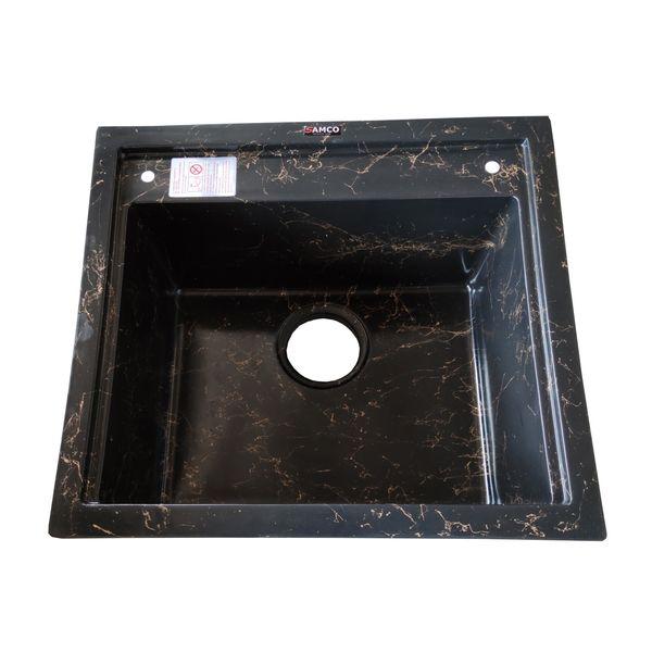 سینک ظرفشویی سامکو کد B_T_212 توکار