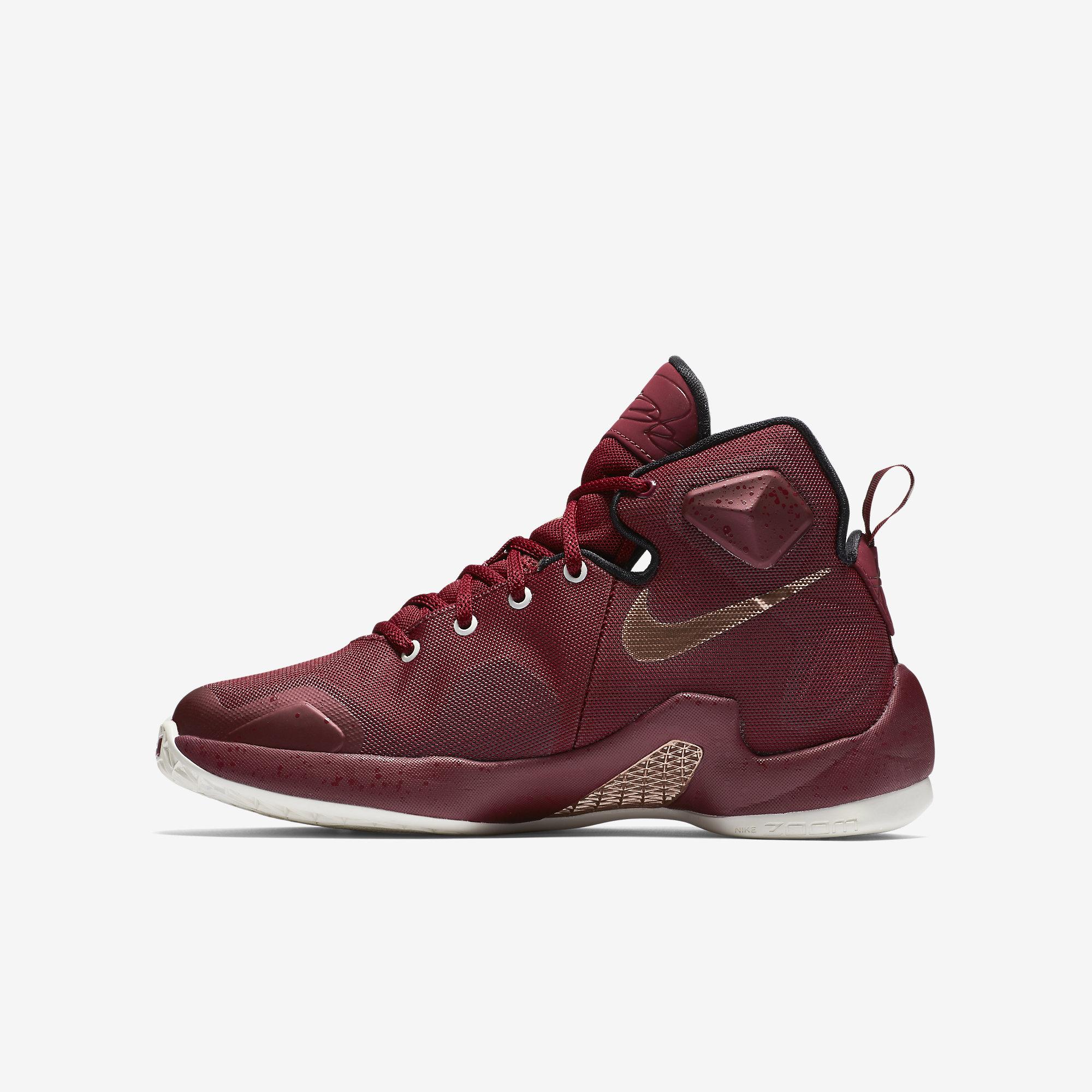 کفش بسکتبال زنانه نایکی مدل lebron 13