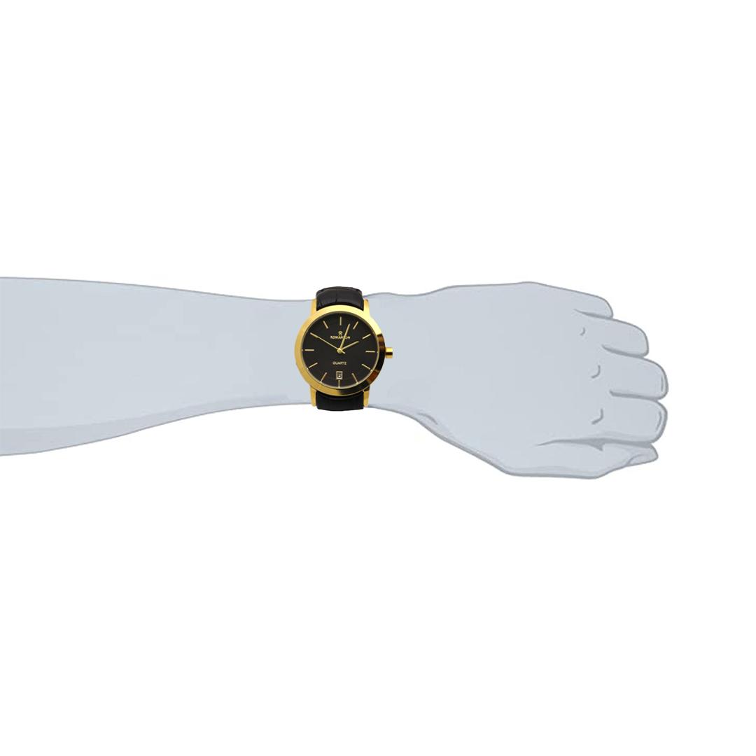 خرید و قیمت                      ساعت مچی  زنانه رومانسون مدل 113