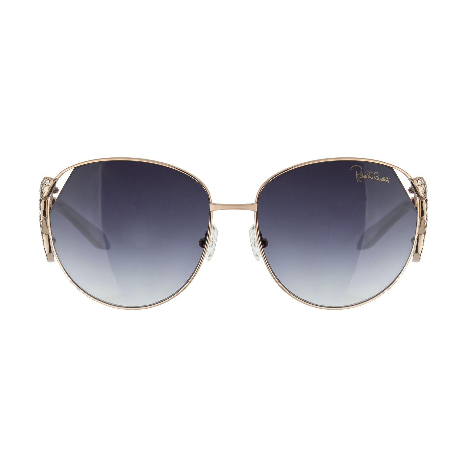 عینک آفتابی زنانه روبرتو کاوالی مدل 897 -  - 2
