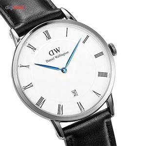 ساعت مچی عقربه ای مردانه دنیل ولینگتون مدل DW00100088  Daniel Wellington DW00100088 Watch For Men