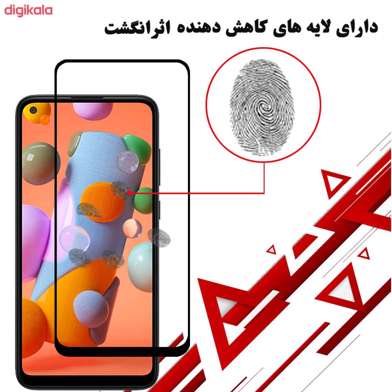 محافظ صفحه نمایش فوکس مدل PT001 مناسب برای گوشی موبایل سامسونگ Galaxy A11 main 1 3