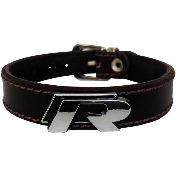دستبند چرم وارک مدل رسام کد rb199