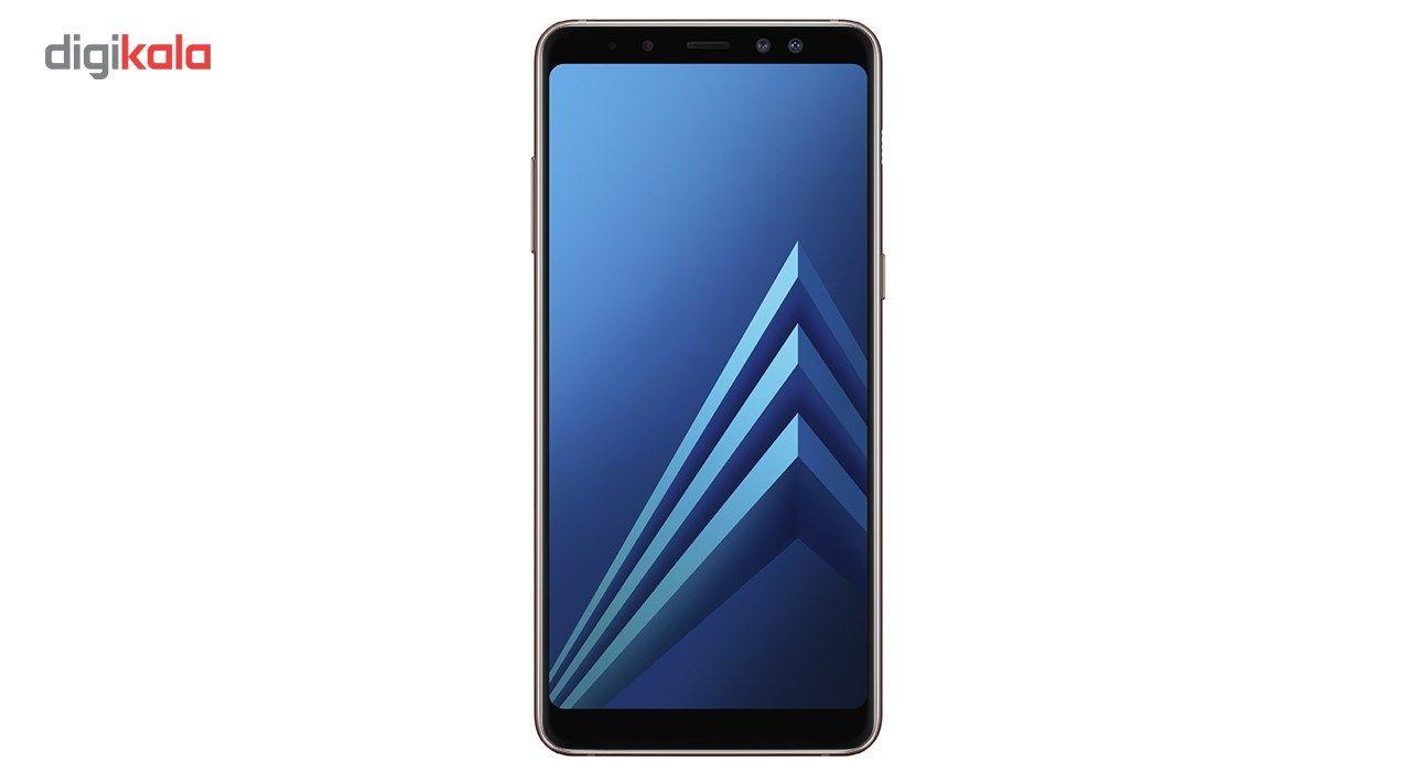 گوشی موبایل سامسونگ مدل Galaxy A8 (2018) دو سیمکارت main 1 3