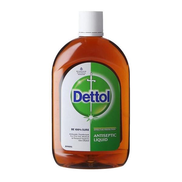 محلول ضدعفونی کننده سطوح دتول مدل acn حجم500میلی لیتر