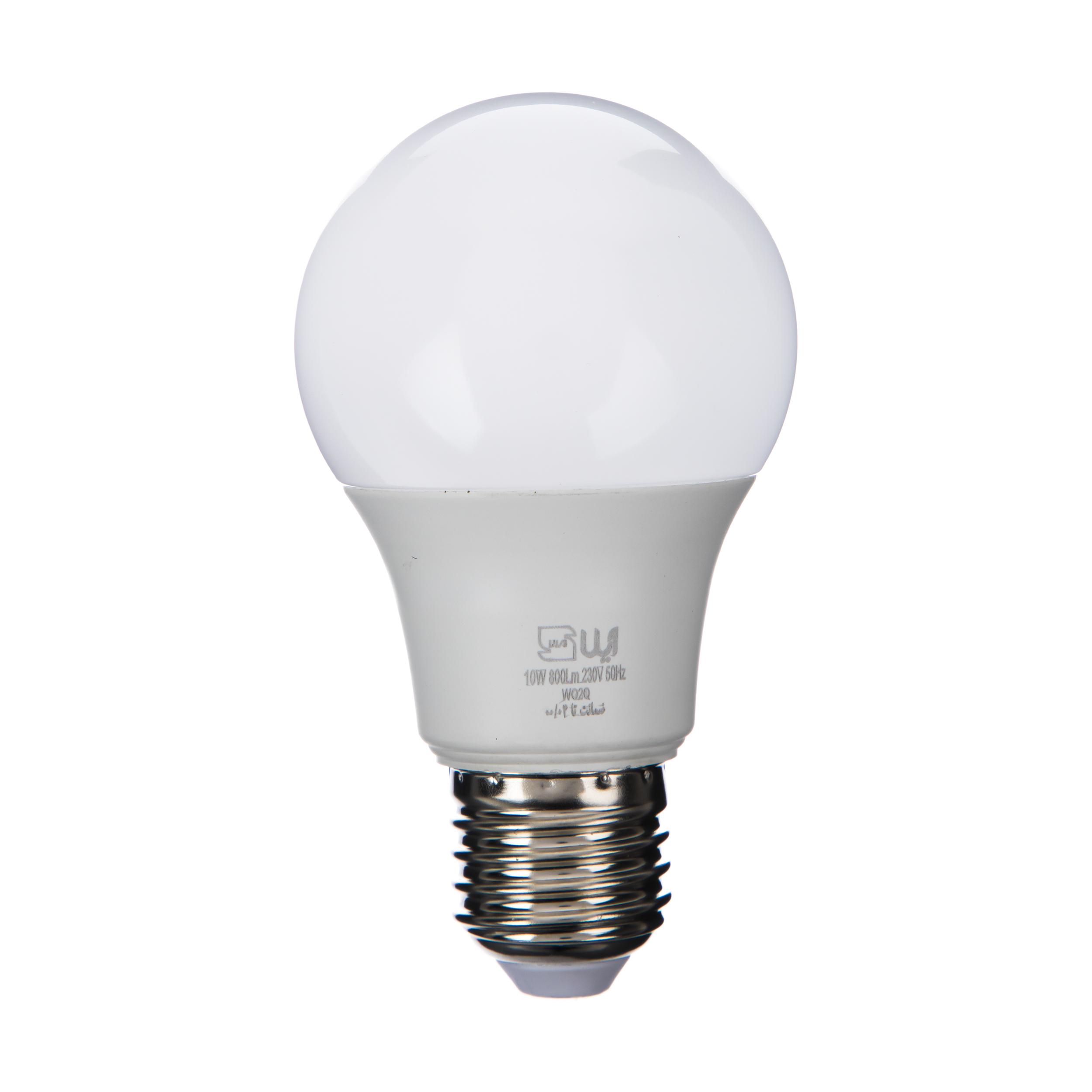 لامپ ال ای دی 10 وات آیلا مدل T20 پایه E27