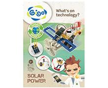 ساختنی گیگو انرژی خورشیدی