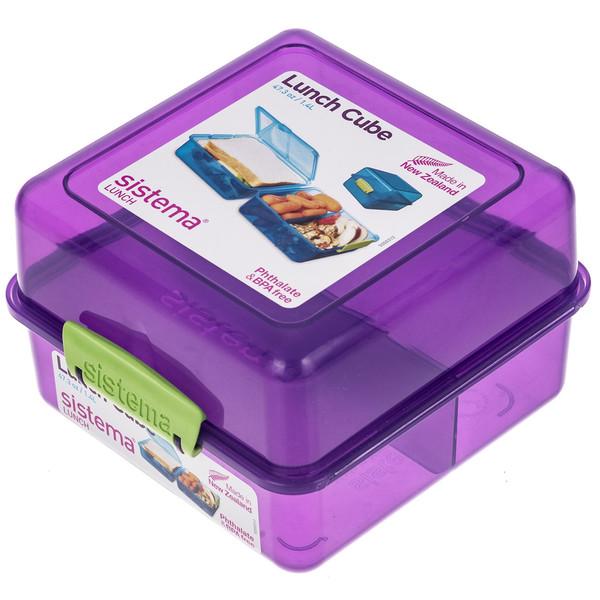 ظرف نگهدارنده سیستما مدل Lunch Cube