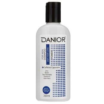 شامپو ضد ریزش موی مردانه دانیور مدل Power حجم 250 میلی لیتر